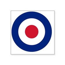 "RAF_10x10 Square Sticker 3"" x 3"""