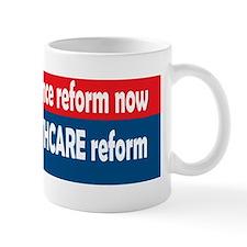 insurance reform Mug