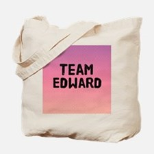 team edward 4-3 Tote Bag