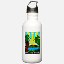 HAWAIIDECO_print Water Bottle
