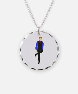 WhyDoI_10x10_DARK_apparel Necklace Circle Charm