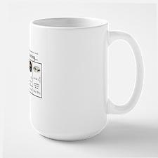 In the Beginning copy Large Mug