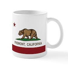 california flag fremont Mugs