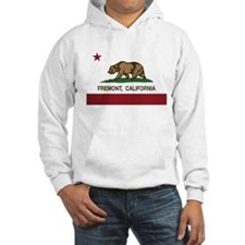 california flag fremont Hoodie