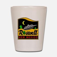 Roswell Shot Glass