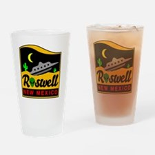 Roswell Drinking Glass