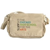 Chiarts Canvas Messenger Bags