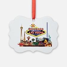 Vegas Nite Lites Ornament
