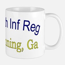 2nd Bn 58th Inf cap Mug