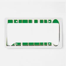 avellino License Plate Holder