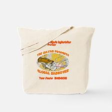 MayanProphetHangover Tote Bag