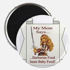 baby food Magnet