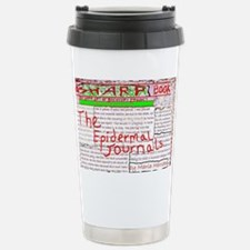 Epidermal journals front cover  Travel Mug