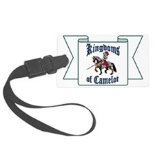 KoC polo logo Luggage Tag