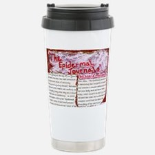 Epidermal journals back cover Travel Mug