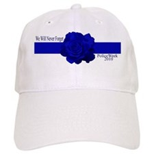 bluelineroses Baseball Cap