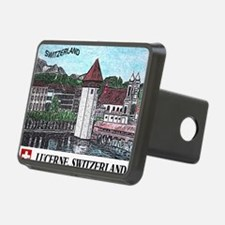 lucerne small print Hitch Cover