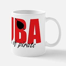 10x3-bumpersticker-splash-of-pirate Mug