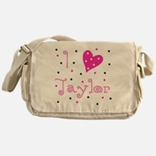 i_luv_taylor Messenger Bag