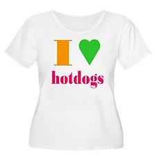 hotdogs T-Shirt
