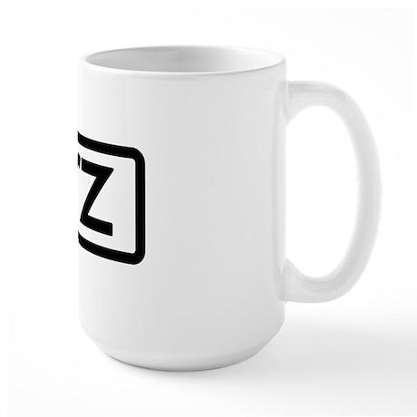 ORZ Large Mug