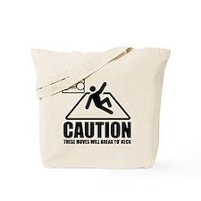 Breakin Tote Bag