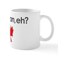 Canadian Eh Mug