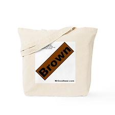brownback Tote Bag