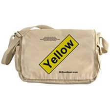 yellowfront Messenger Bag