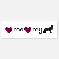 Love My Cavalier Spaniel Bumper Bumper Bumper Sticker