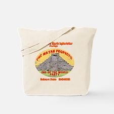 Rev-MayanProphetEnd Tote Bag