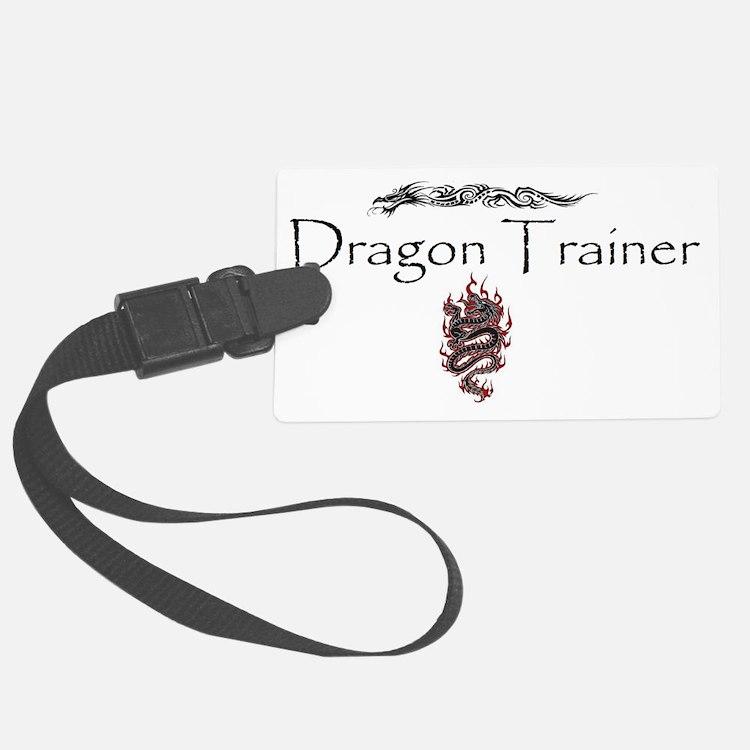 DragonTrainer-2 Luggage Tag