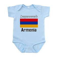 Armenia Body Suit