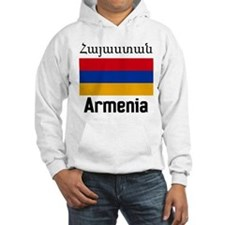 Armenia Jumper Hoodie