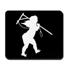 Cupid Meets Reality 2 Mousepad