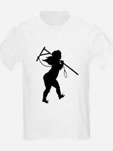Cupid Meets Reality Kids T-Shirt
