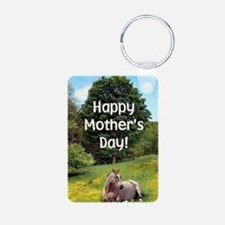 Mothers Day Card Keychains