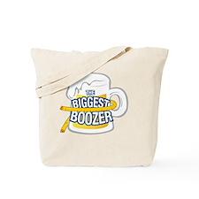 biggestBoozerTEE Tote Bag