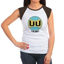 2-UUW_logo_world_domina Tee