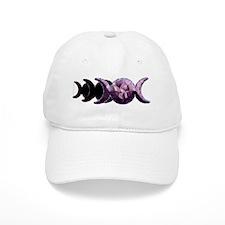 Triple Moon Cap