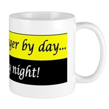 Bumper - PM by day copy Mug