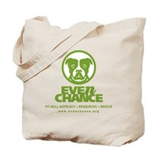 EC_Green_Logo Tote Bag