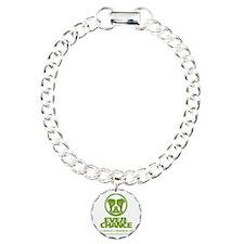 EC_Green_Logo Bracelet