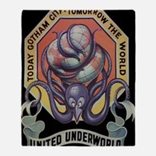 UUW_poster_lg Throw Blanket