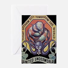 UUW_poster_lg Greeting Card