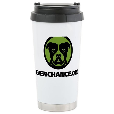 EC_Web_Logo Stainless Steel Travel Mug