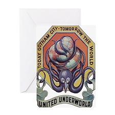 UUW_poster_lg_white Greeting Card