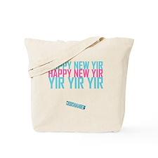 happy new year 1 copy Tote Bag
