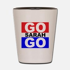 GoSarahPalinGo Shot Glass