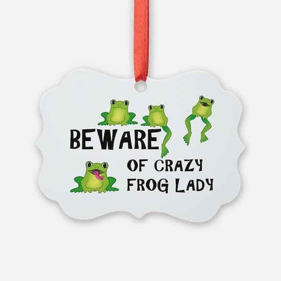 beware_teexfer Ornament